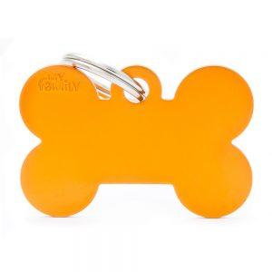 Orange hundetegn